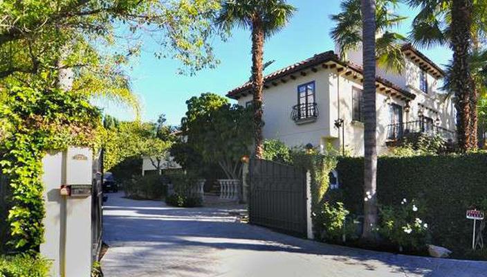 Марк Энтони продал дом в Калифорнии | фото, цена, обзор