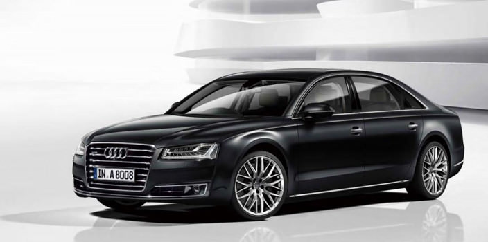 Седан Audi A8 L Chauffeur special edition | фото, цена