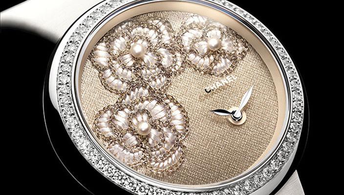 Модный дом Chanel показал уникальные часы Mademoiselle Privé