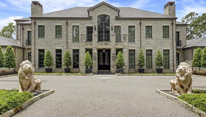 Мега-особняк за $15 млн в Хьюстоне | фото, обзор, площадь