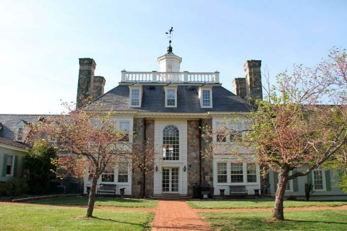 Фото   Исторический дом в США