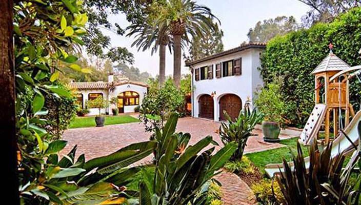 Дом Джейсона Стейтема в Лос-Анджелесе продается | фото, цена