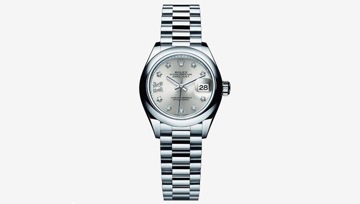 Компания Rolex показала летние часы Day-Date и Datejust