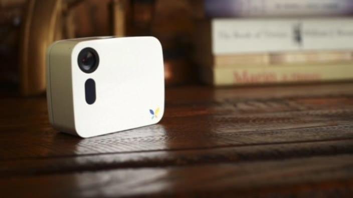Butterfleye: домашняя камера видеонаблюдения нового поколения