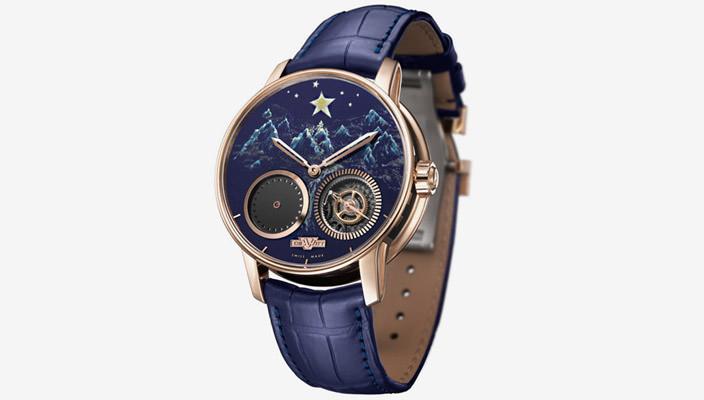DeWitt Academia Out of Time: новые коллекционные часы | фото