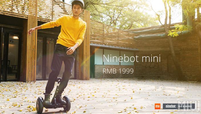 Ninebot mini