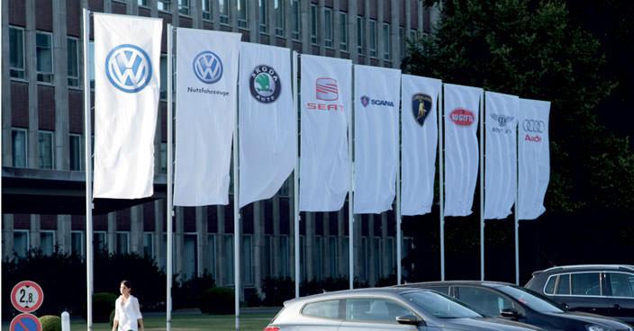 Инвесторы Volkswagen готовят иск за Дизельгейт на €40 млрд