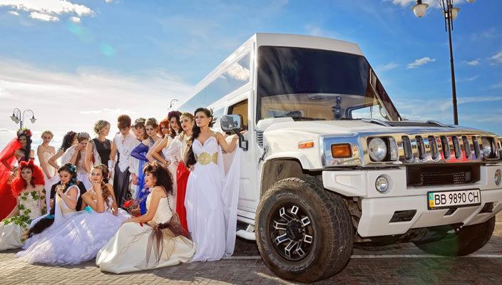 Лимузин свадьба Харьков