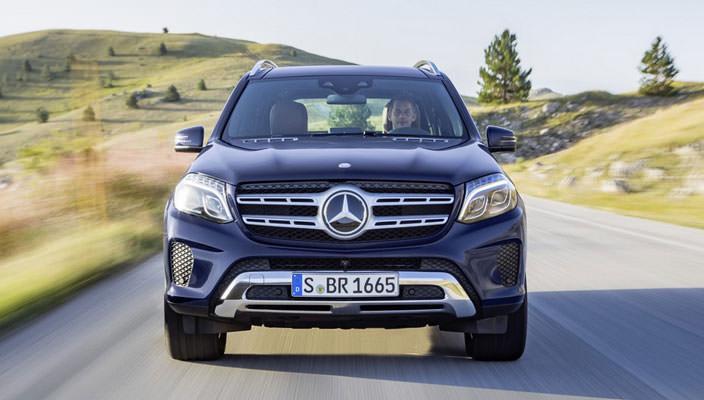 Mercedes-Benz GLS от Daimler