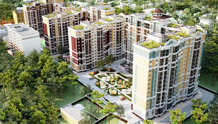 Недвижимость в Ирпене от Linevich Group. Новостройки Ирпеня