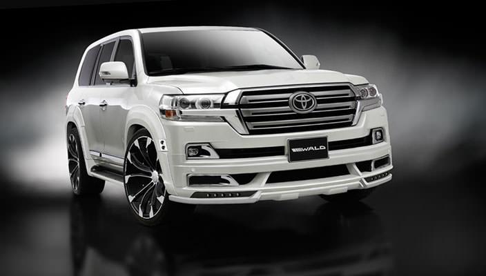 Toyota Land Cruiser от WALD