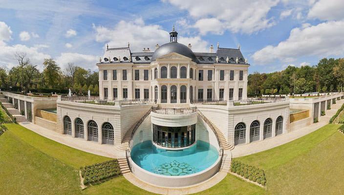 Шато Людовика XIV продано   рекордная цена, фото, инфо