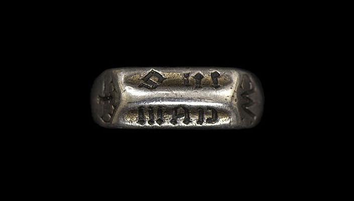 600-летнее кольцо Жанны д'Арк продадут с аукциона | фото
