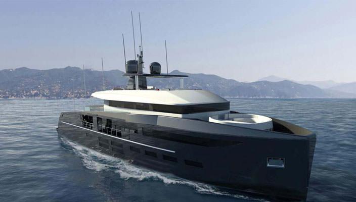Суперъяхта Ocea Nemo 44 от Ocea Yacht и MC Yacht & Co | фото