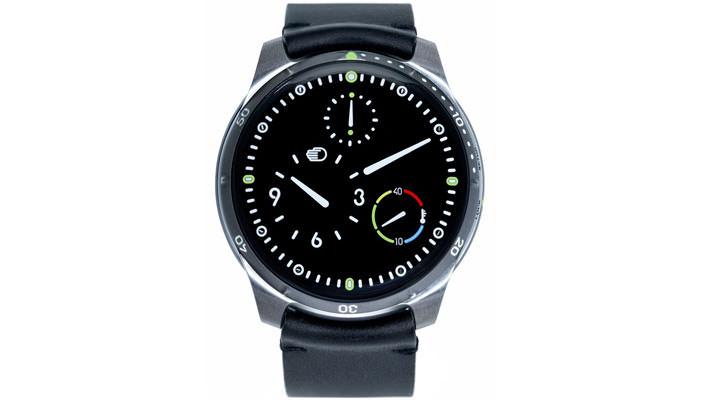 Ressence Type 5: маслонаполненные дайверские часы   инфо