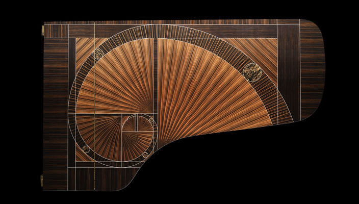 Вышел юбилейный 600-тысячный рояль Steinway & Sons   цена