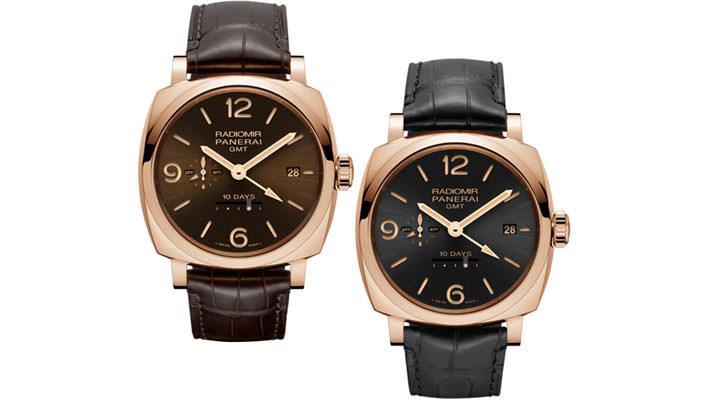 Часы Panerai Radiomir 1940 теперь из розового золота | инфо
