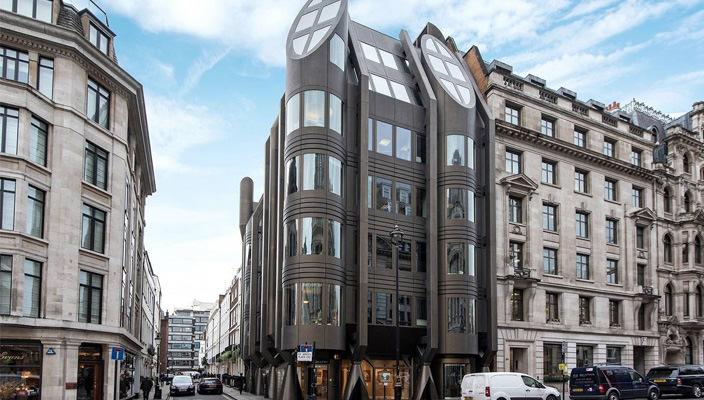 Пентхаус в Лондоне с террасой на крыше | фото, цена, инфо