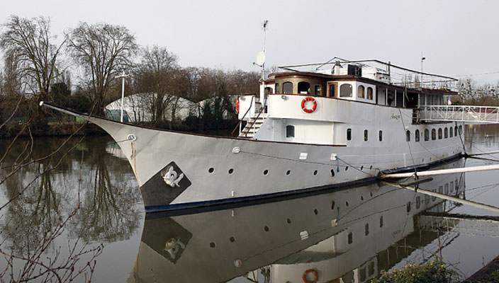 Яхта Черчилля Amazon продается во Франции | фото, цена