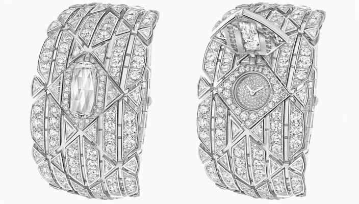 Chanel Les Éternelles: женские ювелирные часы | фото, инфо