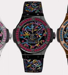 Hublot Big Band Broderie Sugar Skull