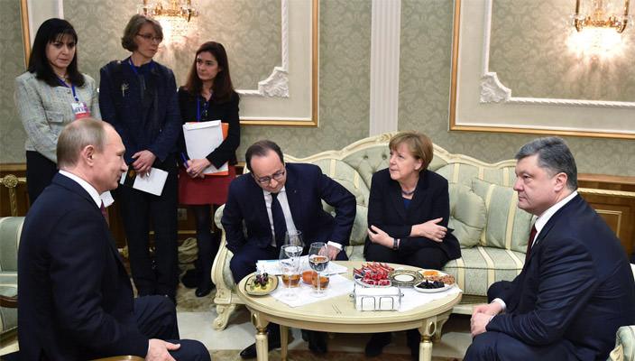 51,2% украинцев: Минские соглашения бесполезны
