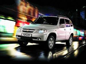 Автозапчасти для Chevrolet Niva