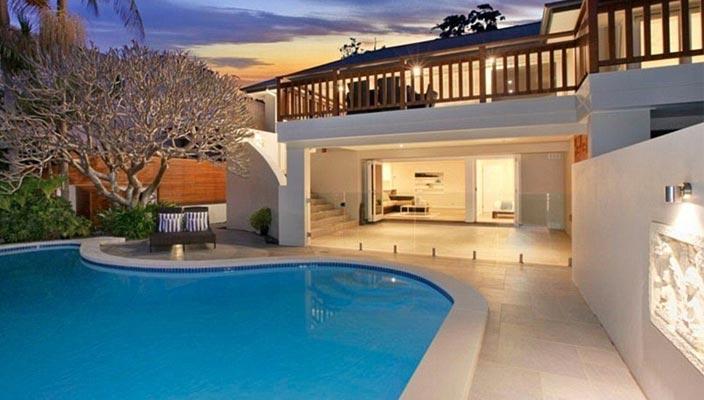Пляжный дом Меган Гейл в Сиднее