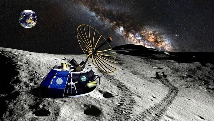 Лунный модуль Moon Express