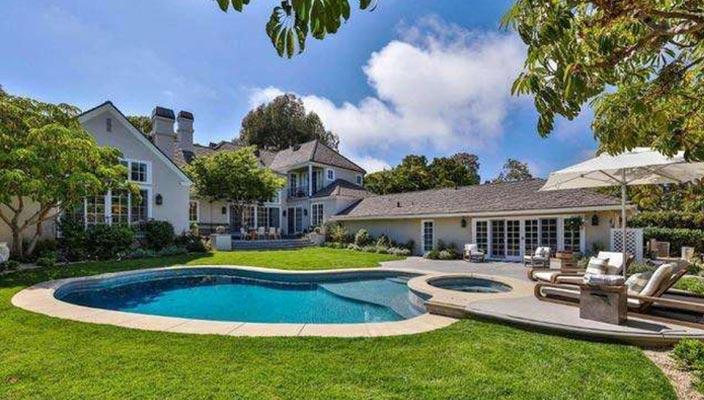 Дом Патрика Демпси в Лос-Анджелесе