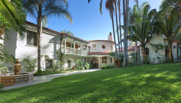 Дом Тайры Бэнкс в Беверли-Хиллз, Лос-Анджелес