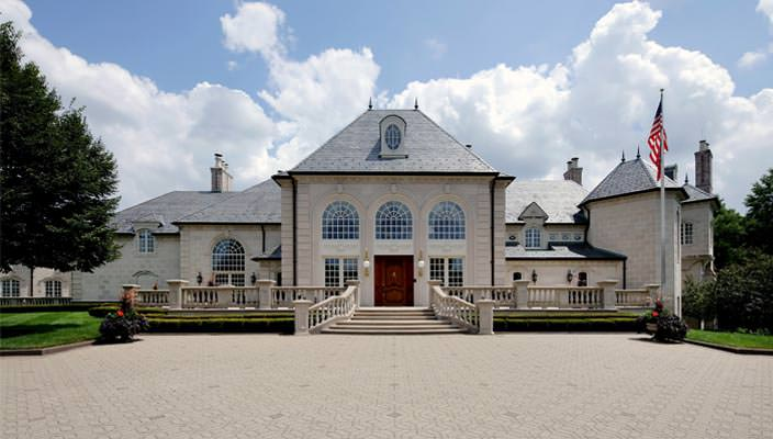 Особняк Ladue Estate в Миссури, где жили президенты Буши