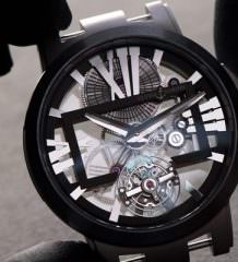 Часы-скелетоны Ulysse Nardin Executive Skeleton Tourbillon