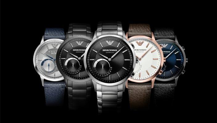 Умные часы Emporio Armani Connected Watch