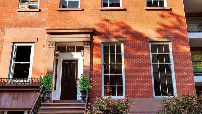 Бывший дом Мэрил Стрип на Манхэттене