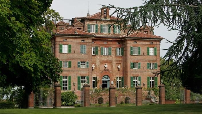 Дом Карлы Бруни-Саркози в Турине, Италия