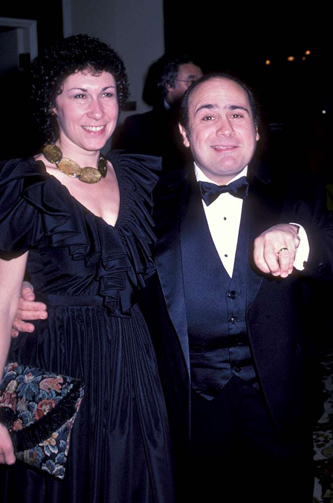Фото | Денни Де Вито женат на Рее Перлман с 1982 года