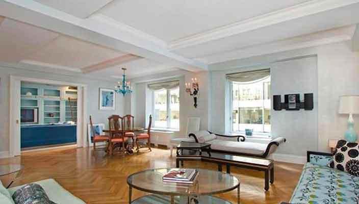 Квартира Иванки Трамп в Нью-Йорке | фото, цена, площадь