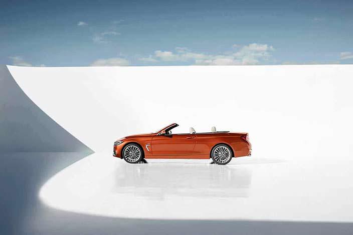 BMW 4-Series Кабриолет
