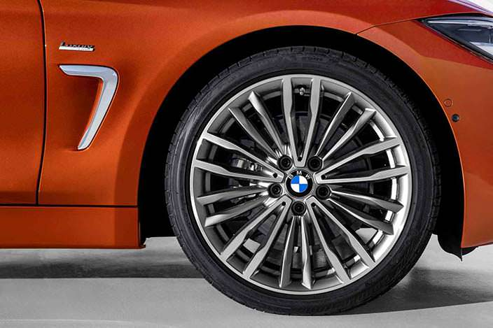 Колесо BMW 4-Series Convertible