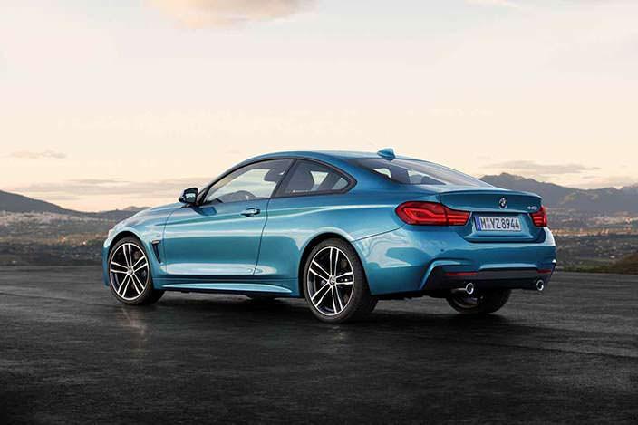 Купе BMW-4-Series 2018