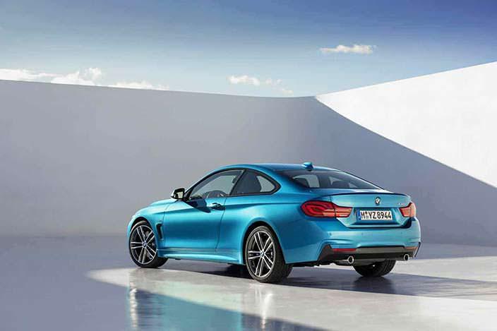 Новая купе BMW 4-Series