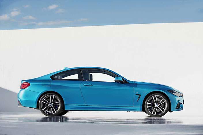 Новое купе BMW 4-Series