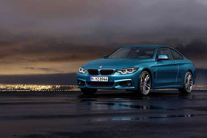 BMW 4-Series Coupe 2018