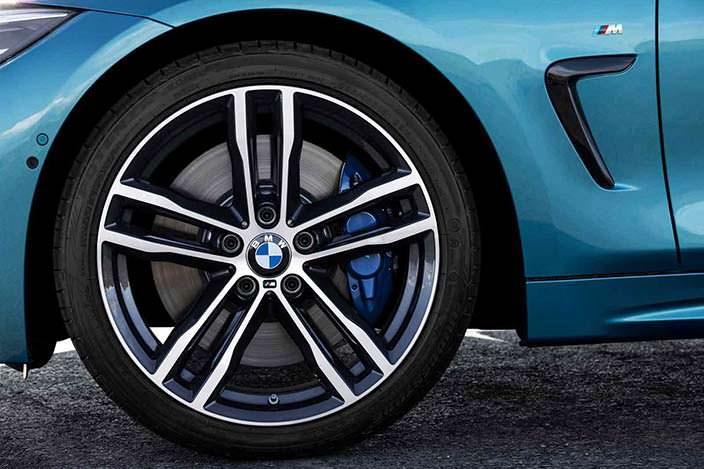 Диск купе BMW 4-Series