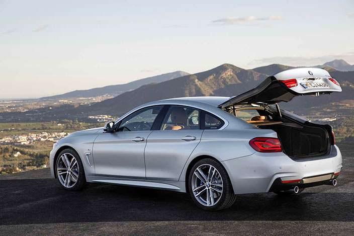 Багажник BMW 4-Series