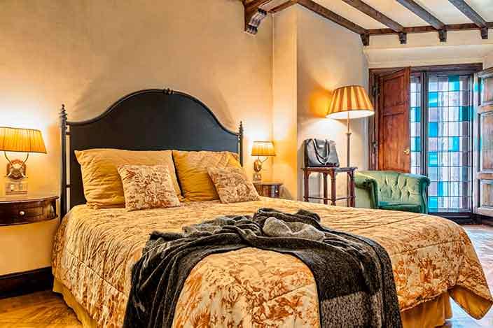 Королевские покои отеля Grand Hotel Baglioni во Флоренции