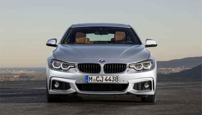 BMW 4-Series, рестайлинг 2018 года | фото, характеристики