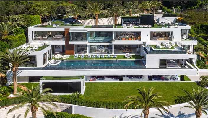 Самый дорогой дом Америки стоит $250 млн   фото, обзор