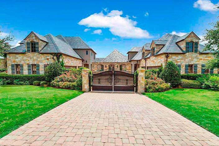Дом Селены Гомес в Техасе